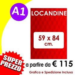 LOCANDINE A1 (59,4 X 84 cm)