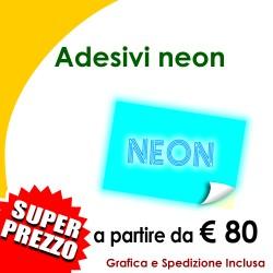 ADESIVI NEON
