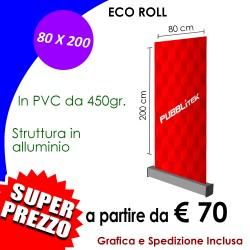 ROLL-UP ECOROLL (80 X 200 cm)