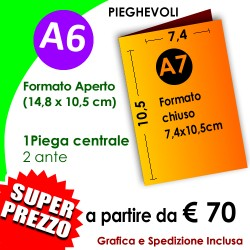 A6   (10,5 X 14,8 cm) 2 ANTE