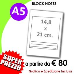 A5   (14,8 X 21 cm)