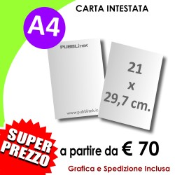 A4 (21 X 29,7 CM)